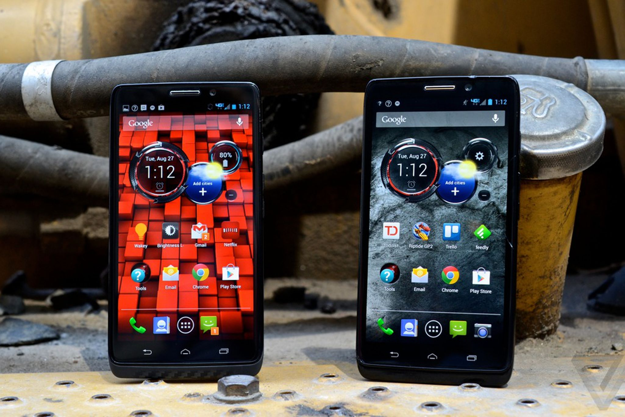 Motorola Droid Ultra and Droid Maxx review | The Verge