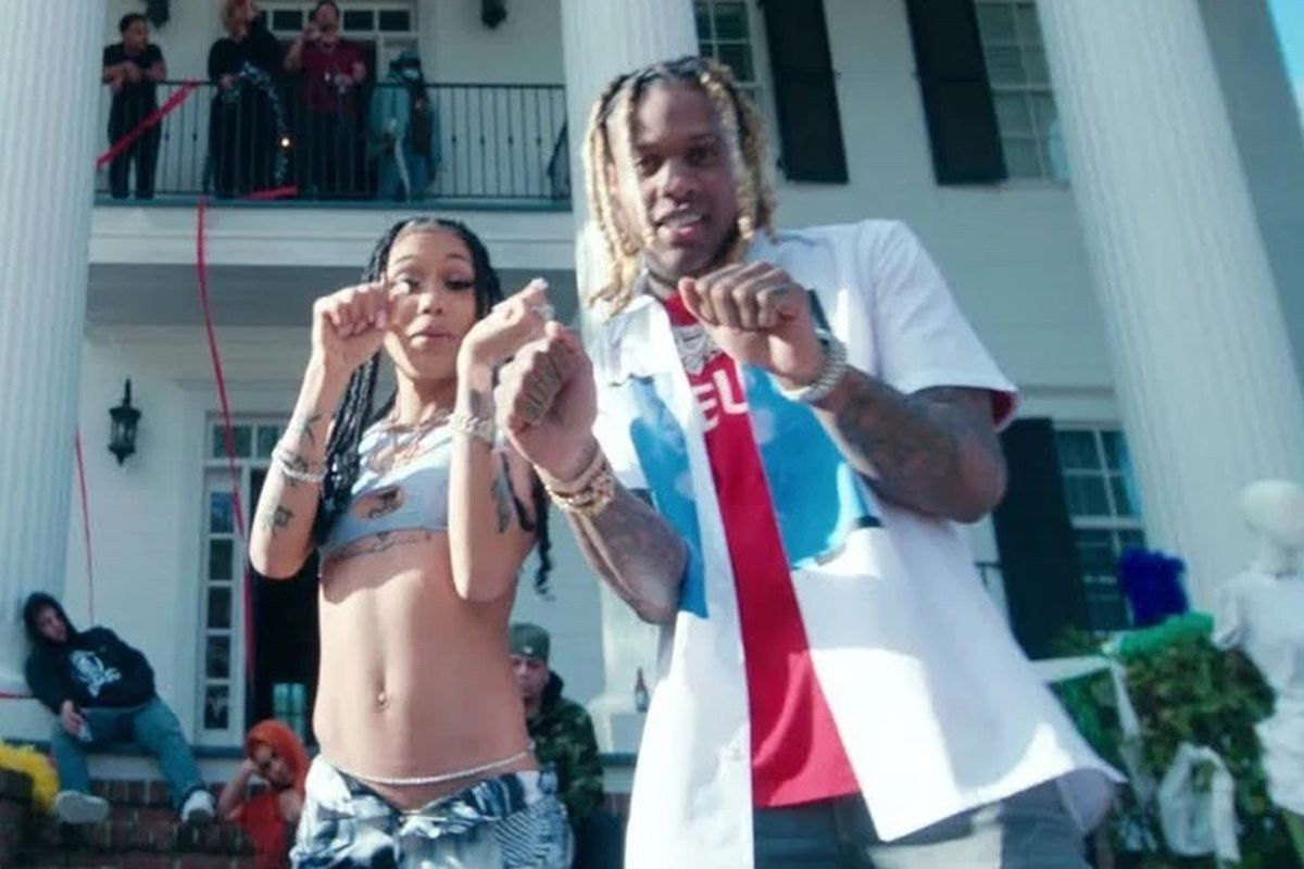 Coi Leray and Lil Durk