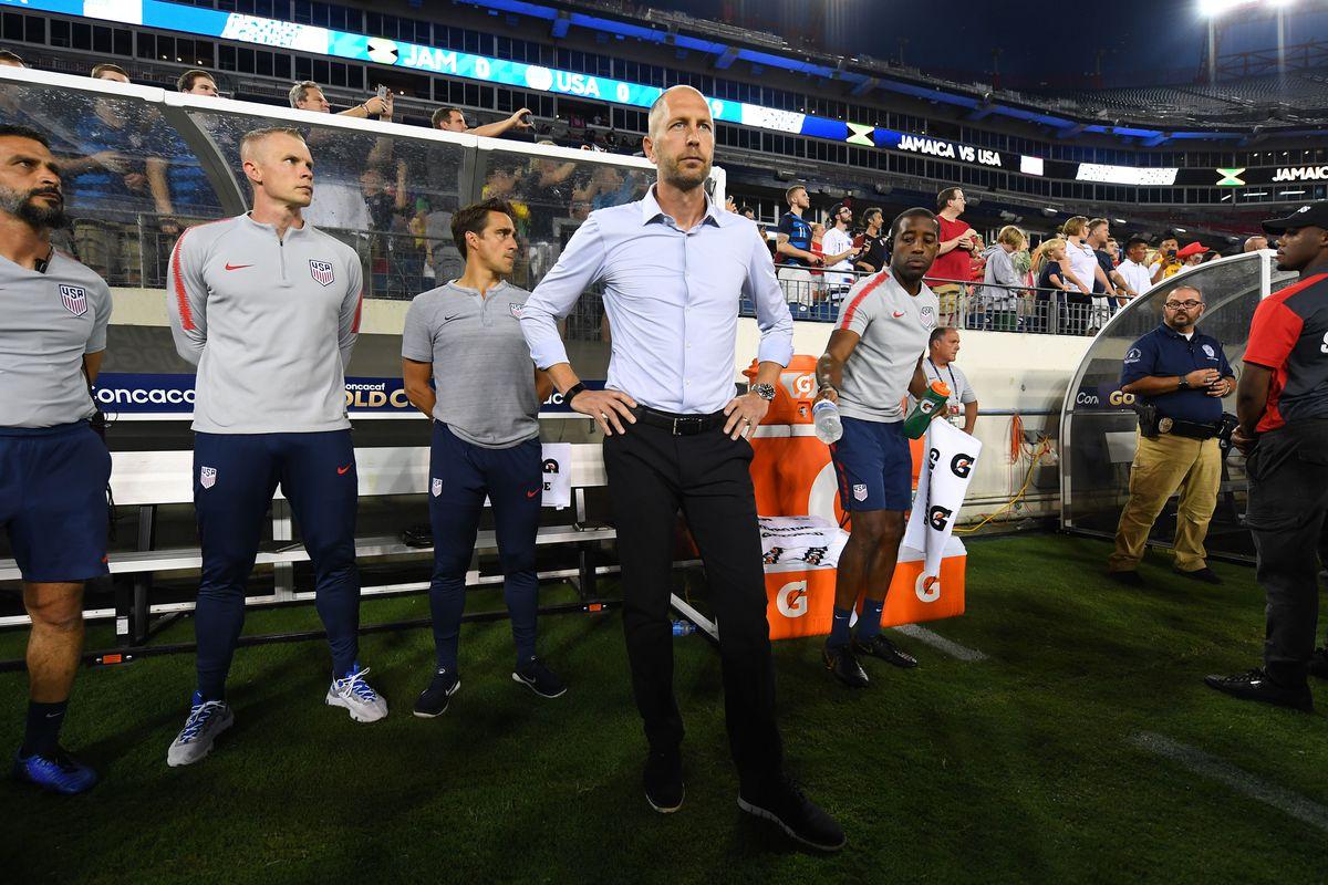 USA vs  Uruguay: Match Thread - Stars and Stripes FC
