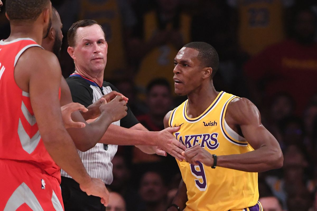 8742893a5de Letting the Dust Settle  Looking back at Rajon Rondo vs Chris Paul brawl ( video)