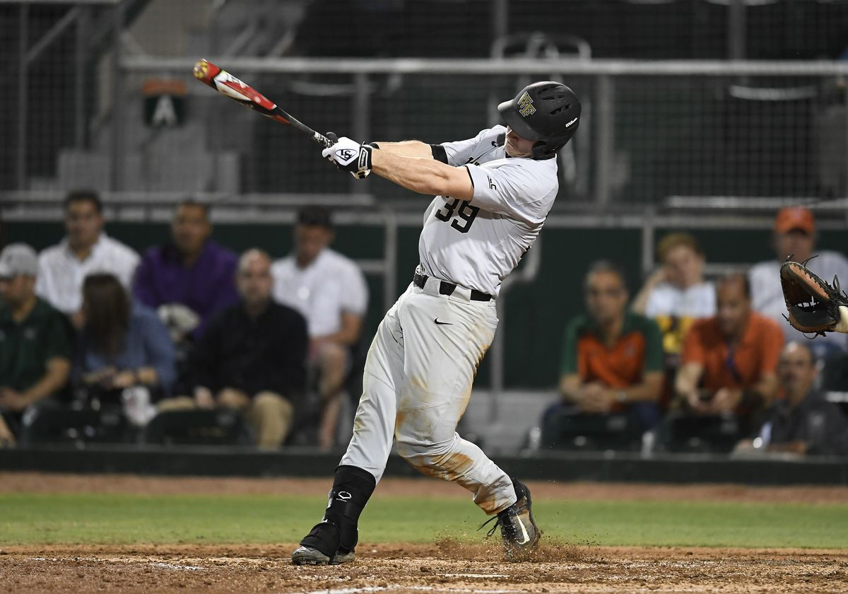 COLLEGE BASEBALL: MAR 31 Wake Forest at Miami