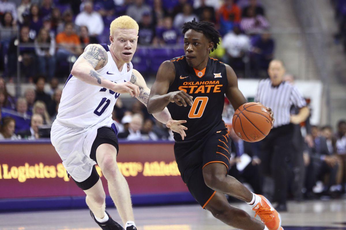 NCAA Basketball: Oklahoma State at Texas Christian