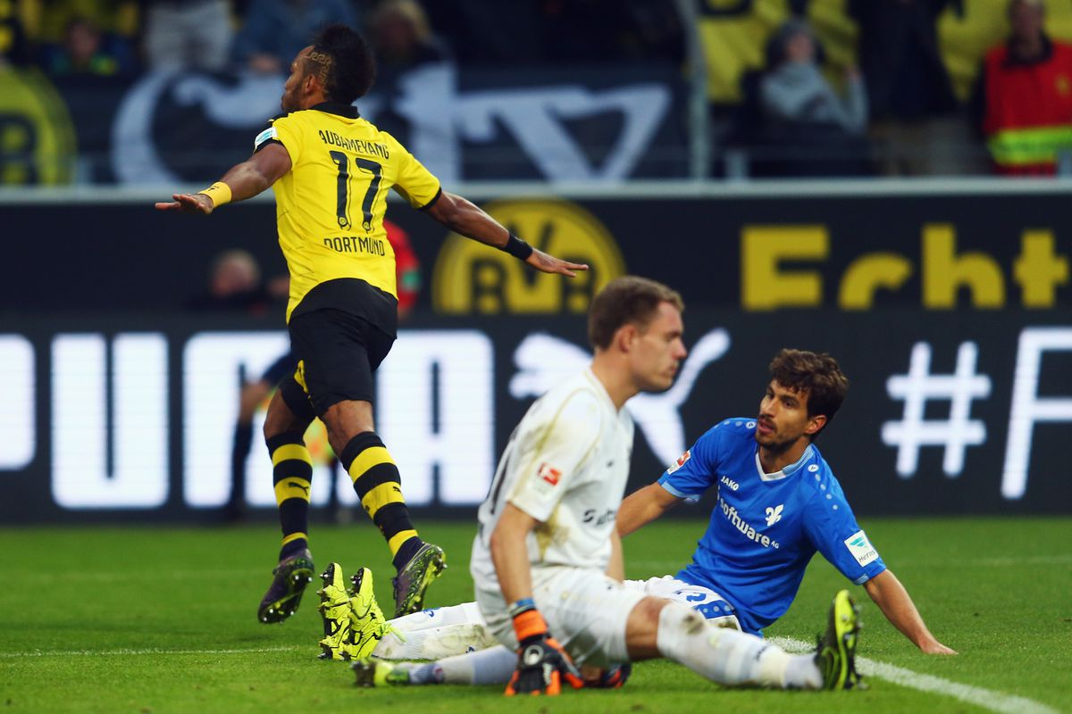 Darmstadt Vs Dortmund