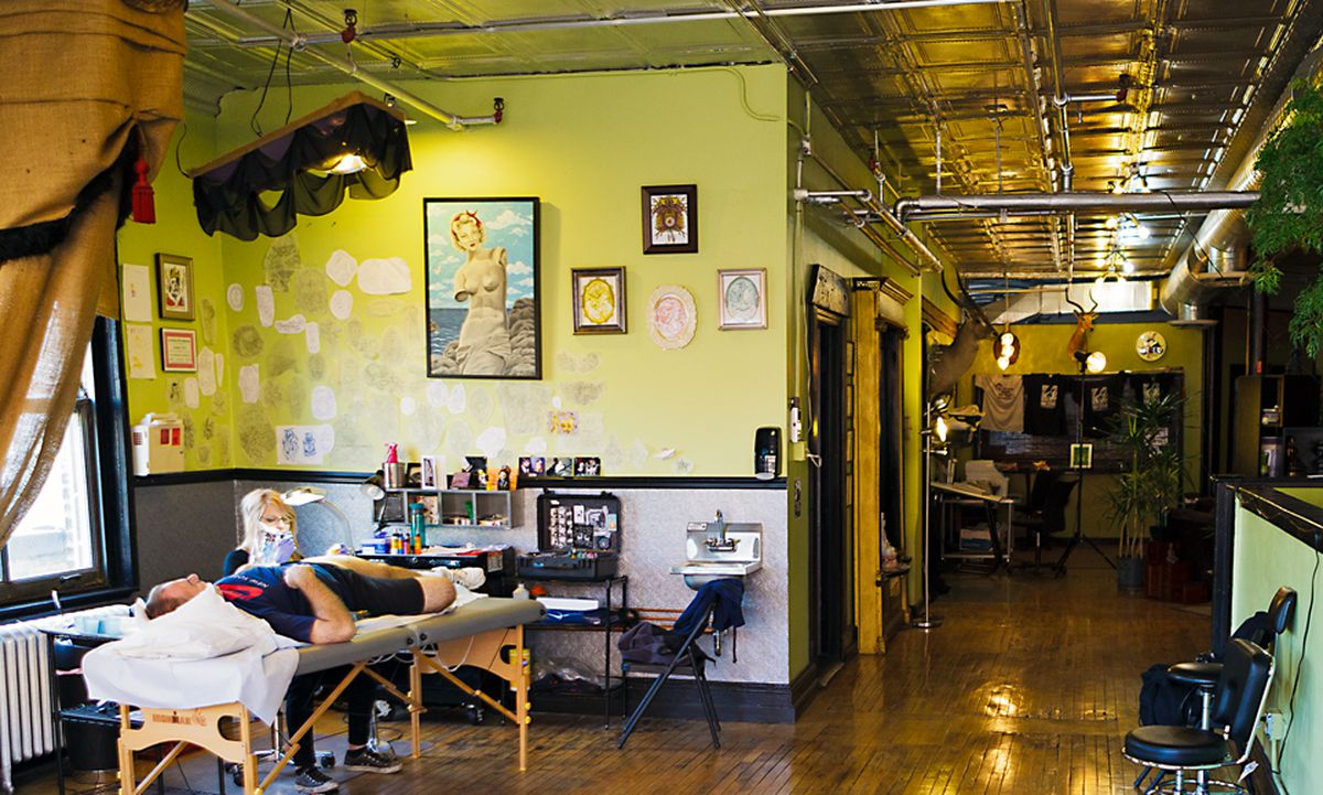 Get Inked: Chicago\'s 11 Best Tattoo Studios - Racked Chicago