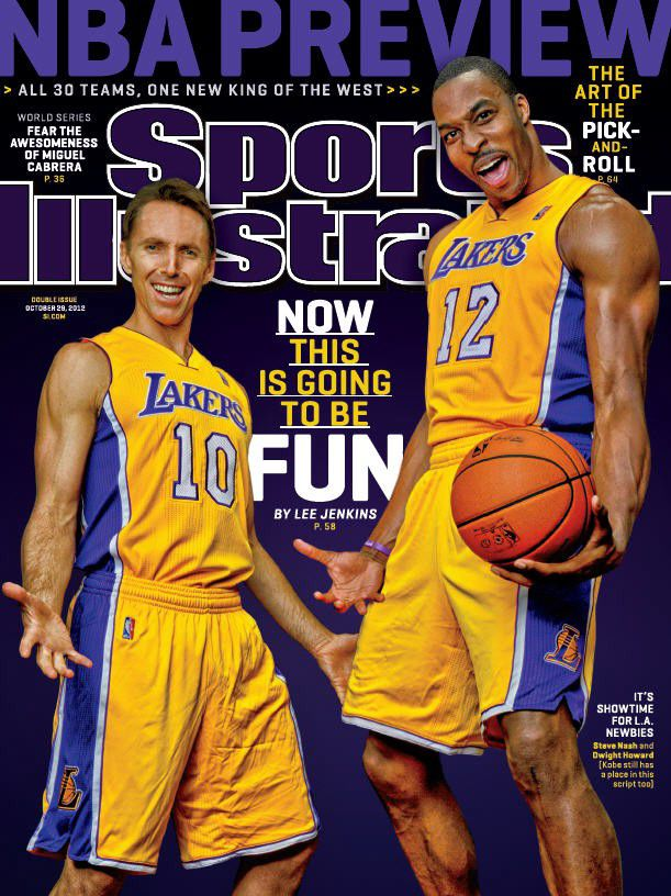 <em>'Sports Illustrated'</em>