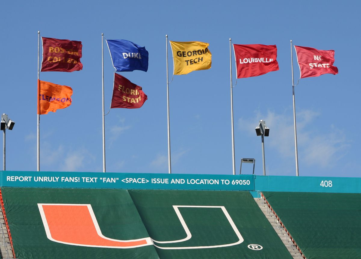 ACC flags