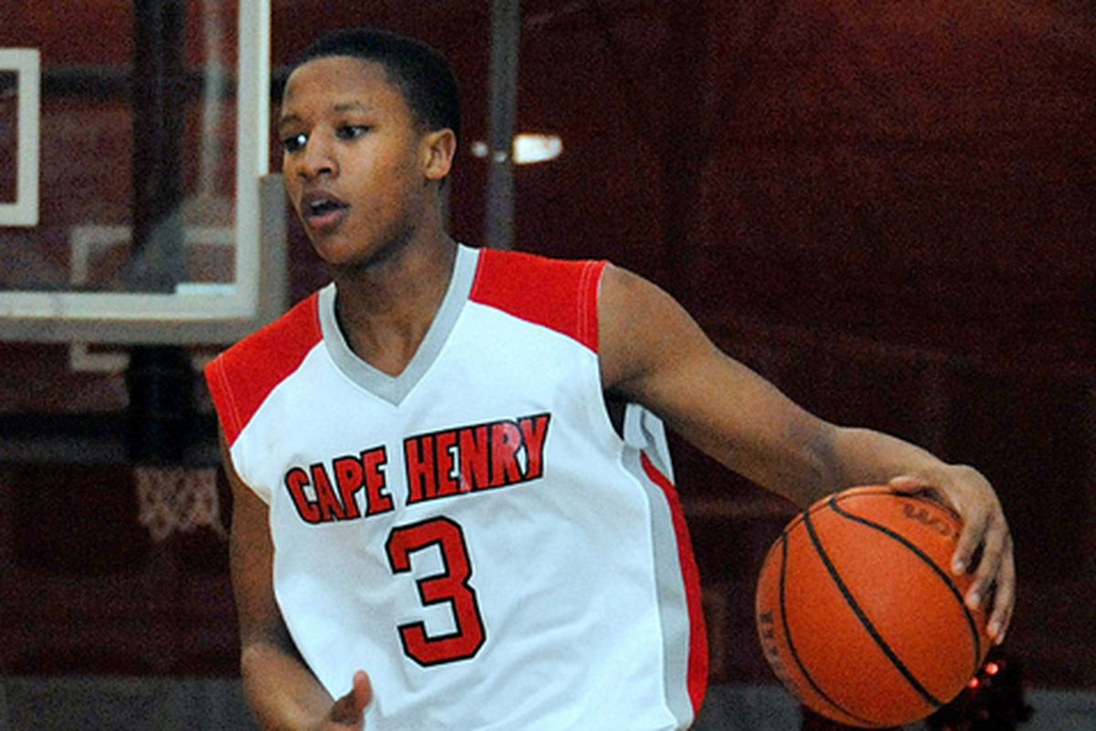 4-star guard Devon Hall has a chance to earn playing time right away at Virginia