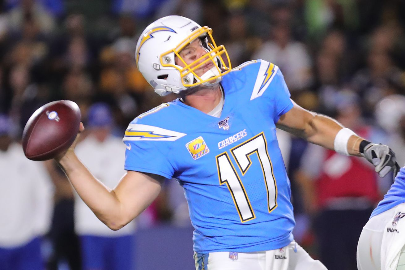 What are the odds? Titans vs. Chargers
