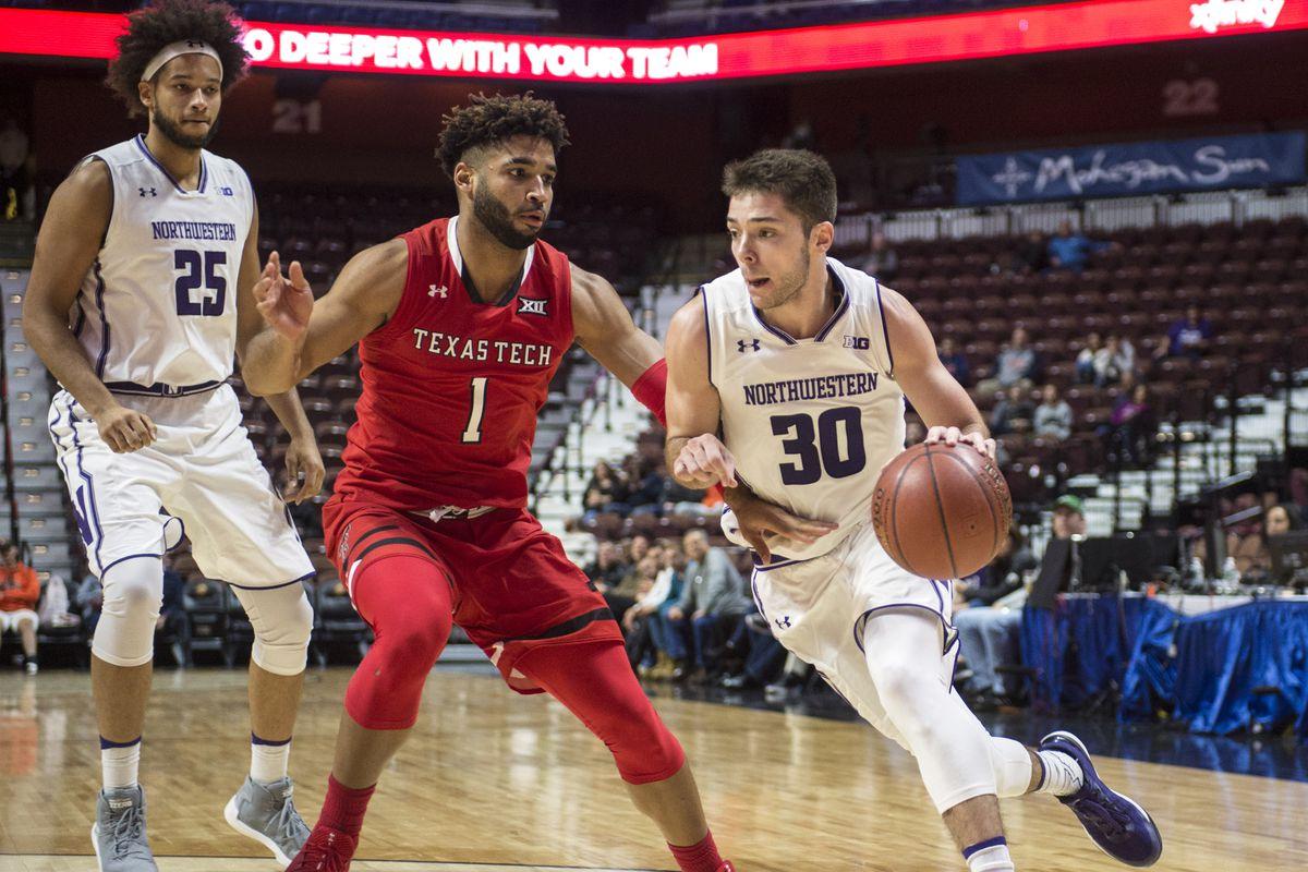 NCAA Basketball: Texas Tech at Northwestern