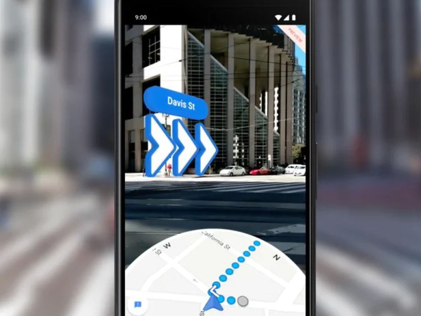 Google Maps Ar Walking Directions Arrive On Ios And Android The