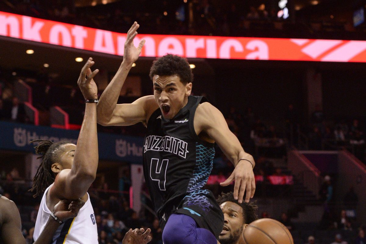 2017-18 Hornets Season Review  Marcus Paige and Mangok Mathiang - At ... cde217900