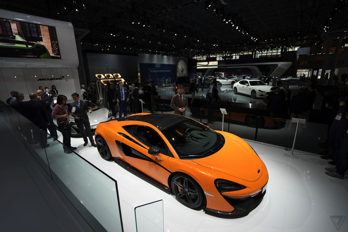 New York Auto Show Preview Heres What Cars To Expect Next Week - New york auto show