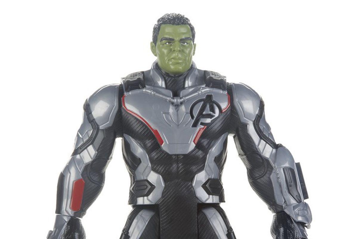 hulk space suit in avengers: endgame
