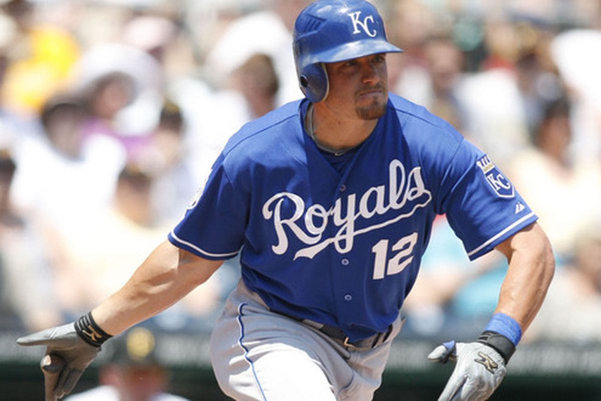 Mitch Maier is the lone active Rocket who has played in the major leagues.