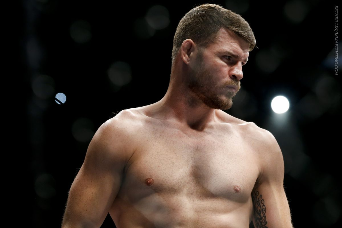 Manager Michael Bisping Intrigued By Nick Diaz Fight But Wants