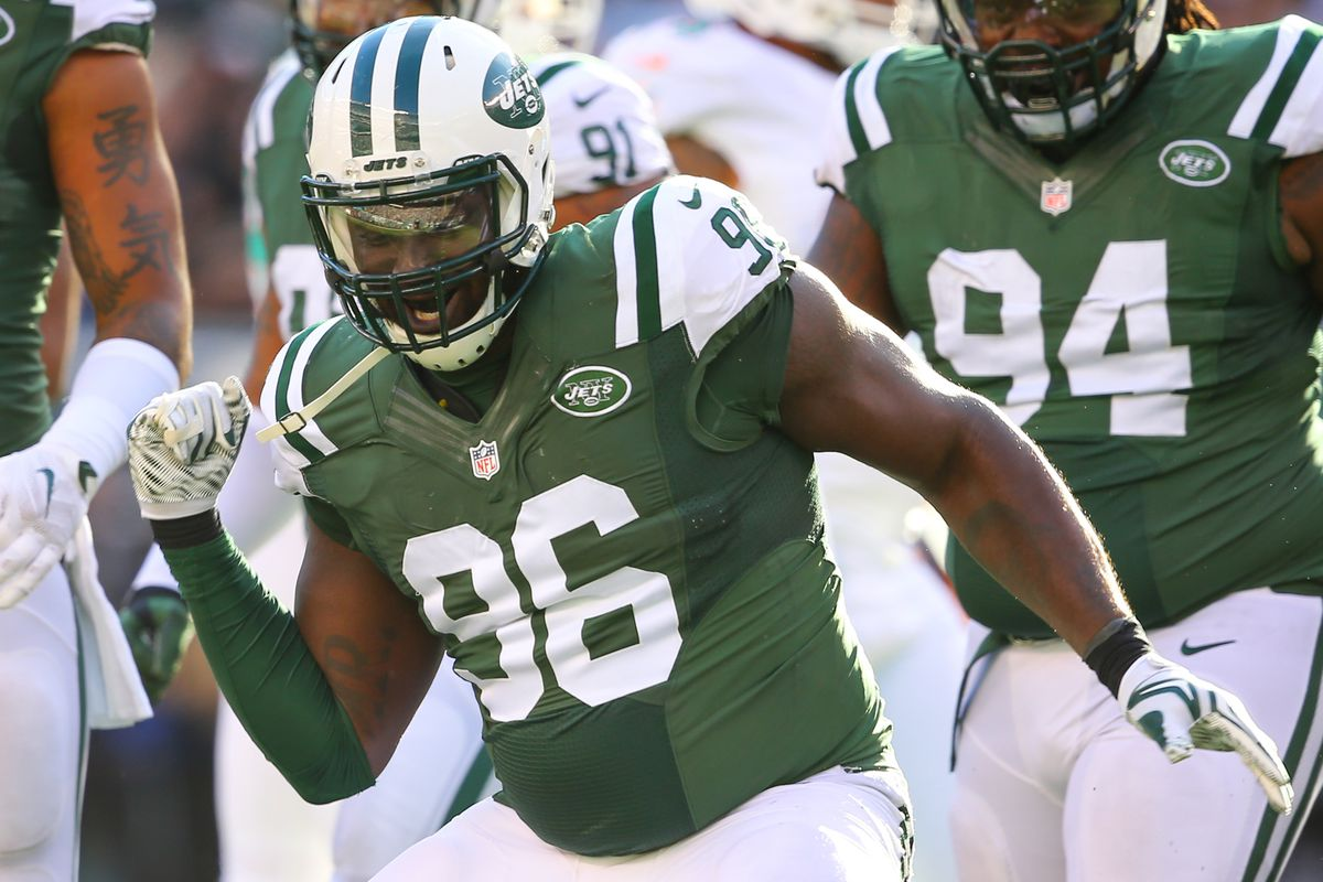 Muhammad Wilkerson trade to Giants seems like fantasy Big Blue View