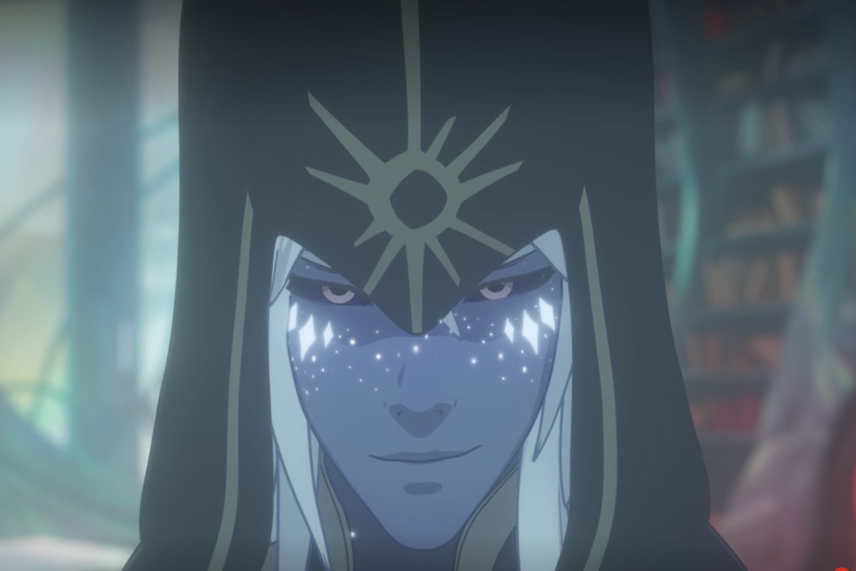 Dragon Prince's Aaravos and mirror's secrets were planted in season