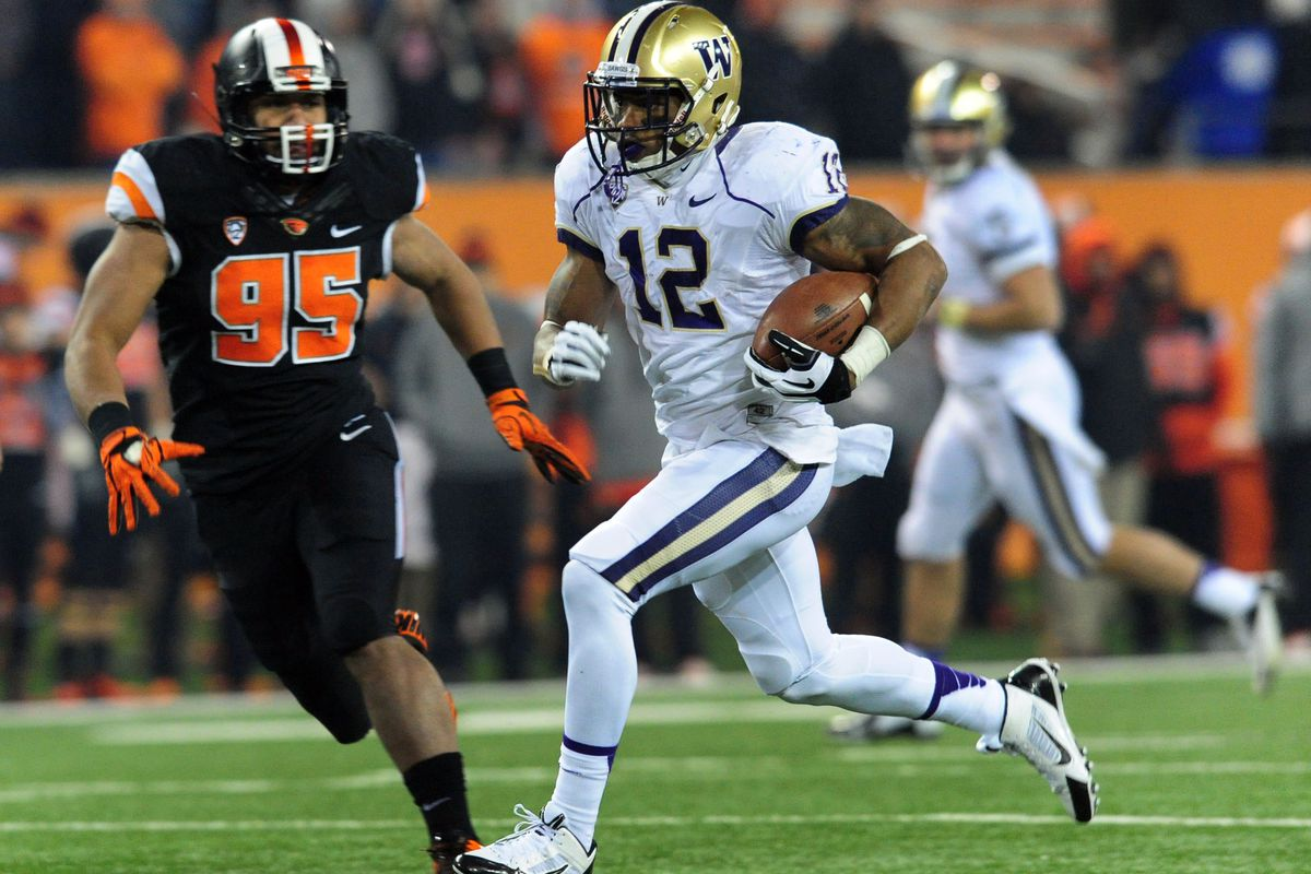 Will we see a repeat of Dwayne Washington's big game last year vs. the Beavers?