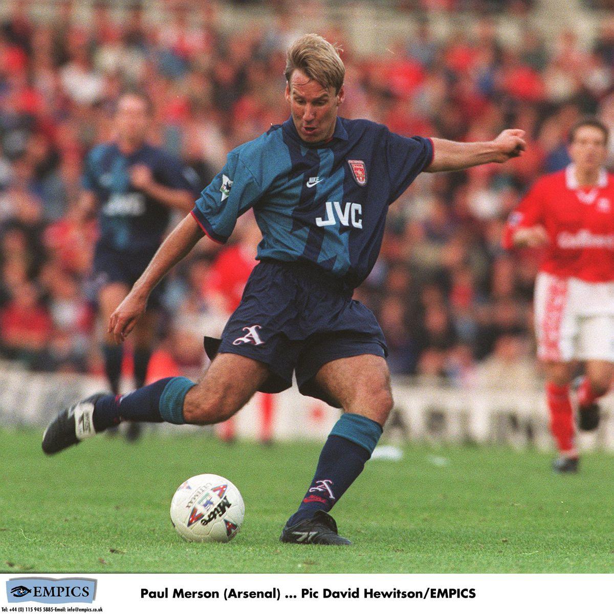 F.A. Carling Premiership Soccer - Middlesbrough v Arsenal