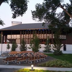The Engelstad Shakespeare Theatre at the Beverley Taylor Sorenson Center for the Arts on the Southern Utah University campus in Cedar City is home to the Utah Shakespeare Festival.