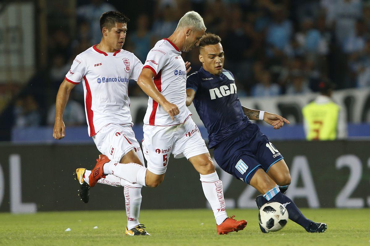 Racing Club v Huracan - Superliga 2017/18