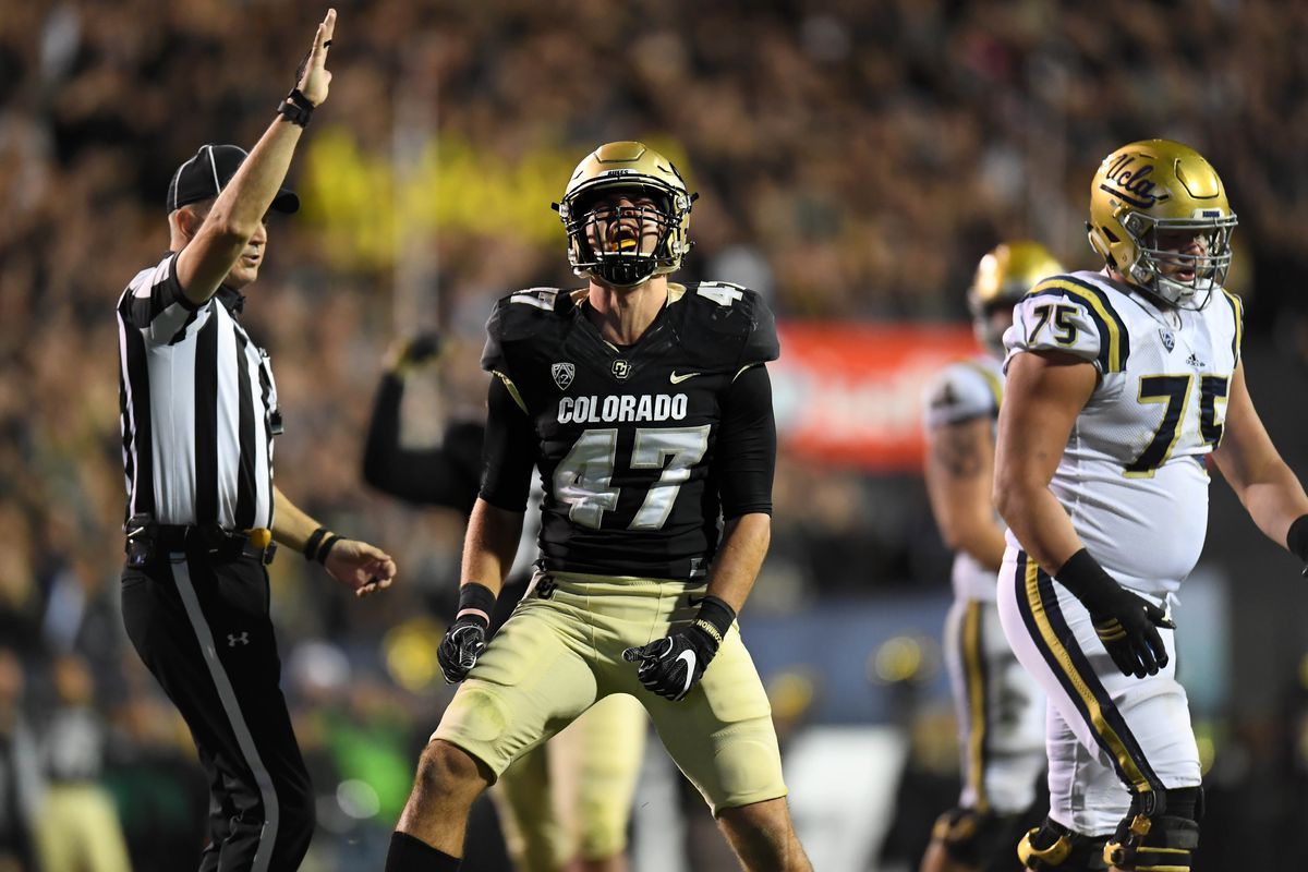NCAA Football: UCLA at Colorado