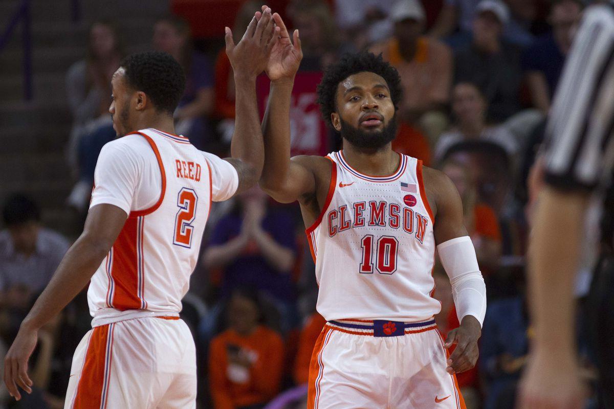NCAA Basketball: Pittsburgh at Clemson