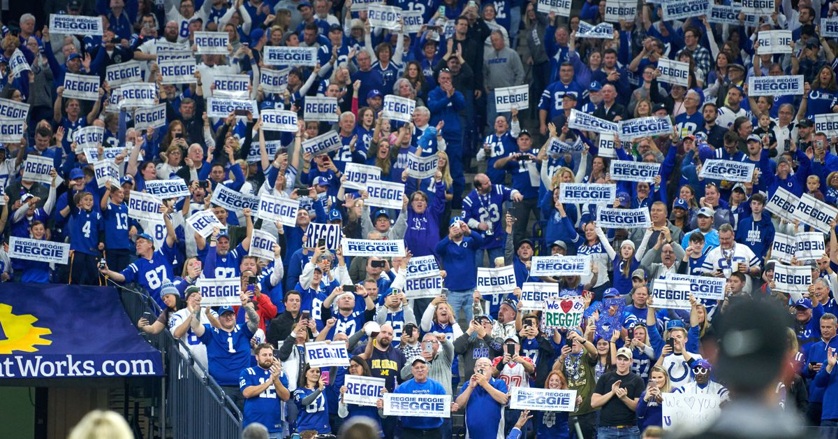 Indianapolis Colts Fans Join Stampede Blue S Fanpulse