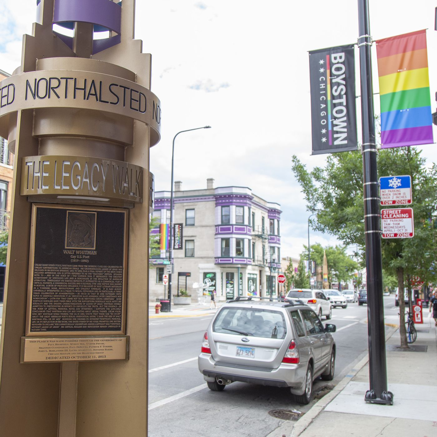 Boystown Name Change How Business Owners Feel About Dropping Name Eater Chicago