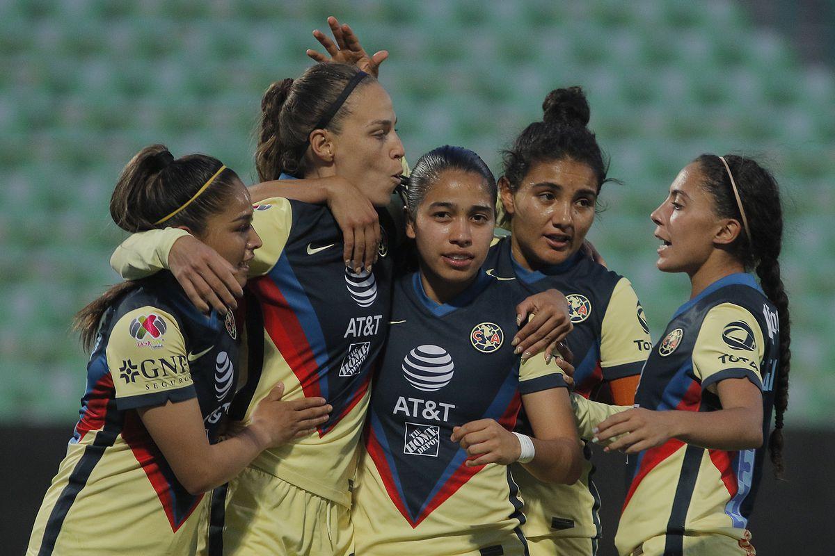 Santos Laguna v America - Torneo Guard1anes 2021 Liga MX Femenil