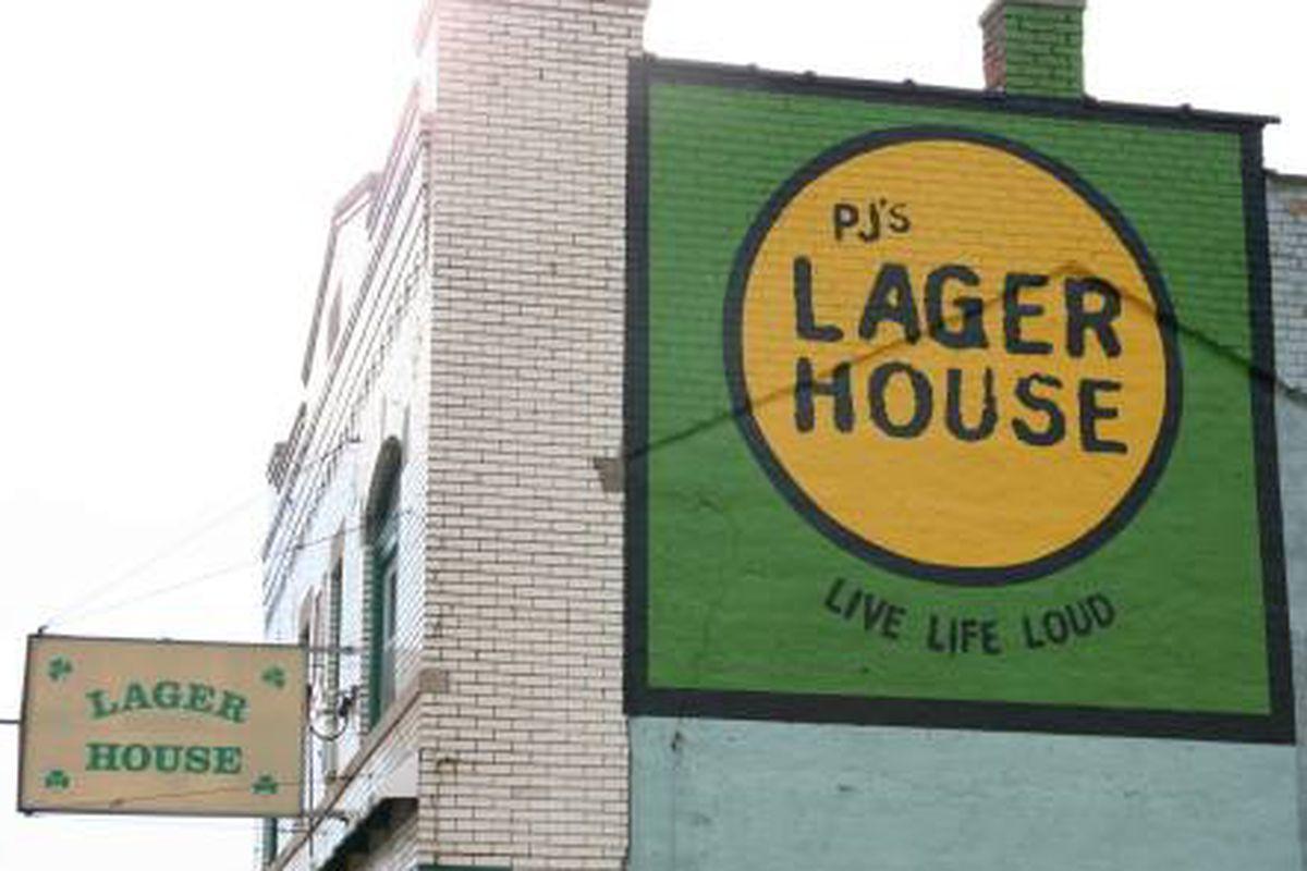 PJ's Lager House.