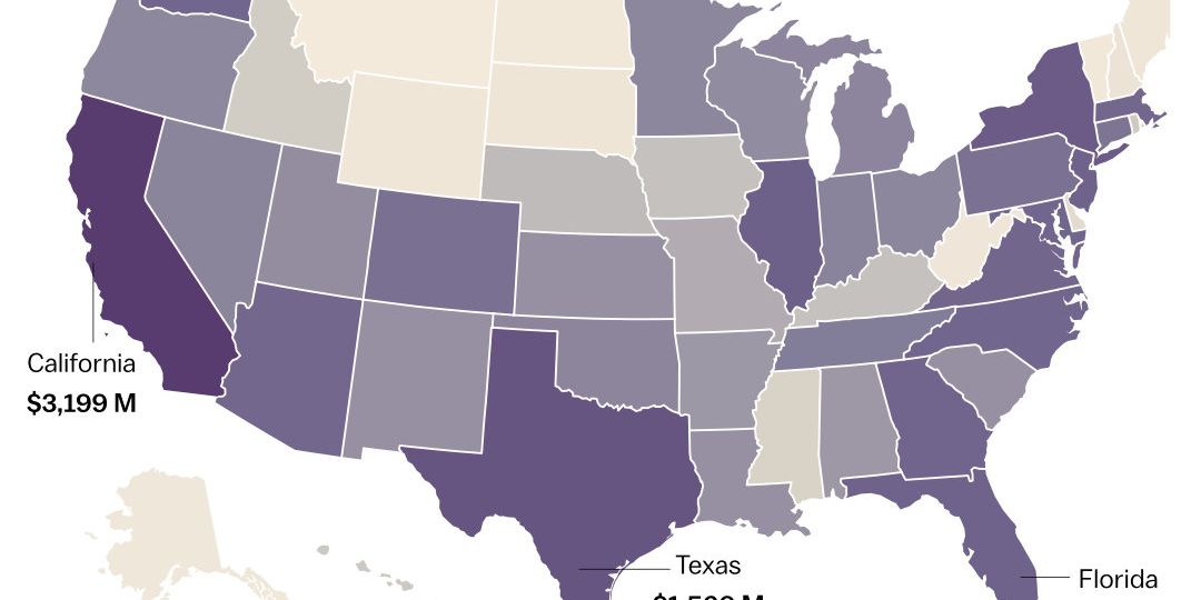Illegal immigration taxes: Unauthorized immigrants pay state ...