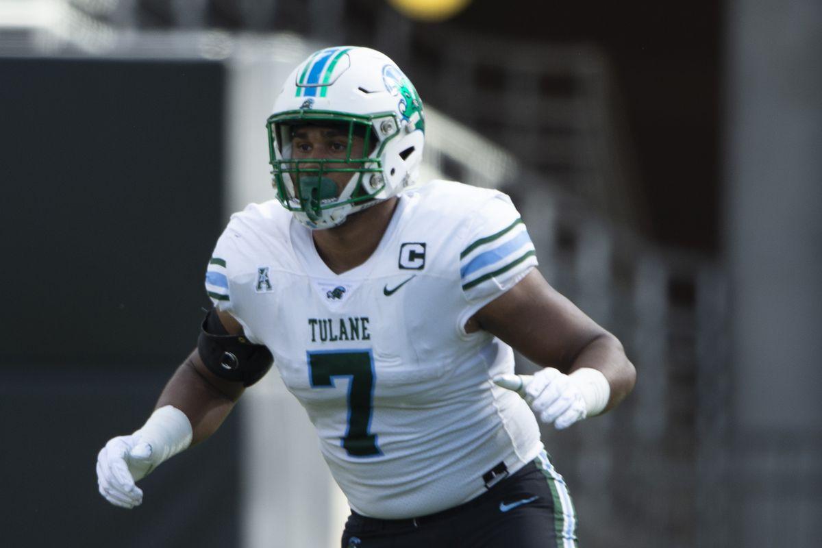 COLLEGE FOOTBALL: NOV 07 Tulane at East Carolina
