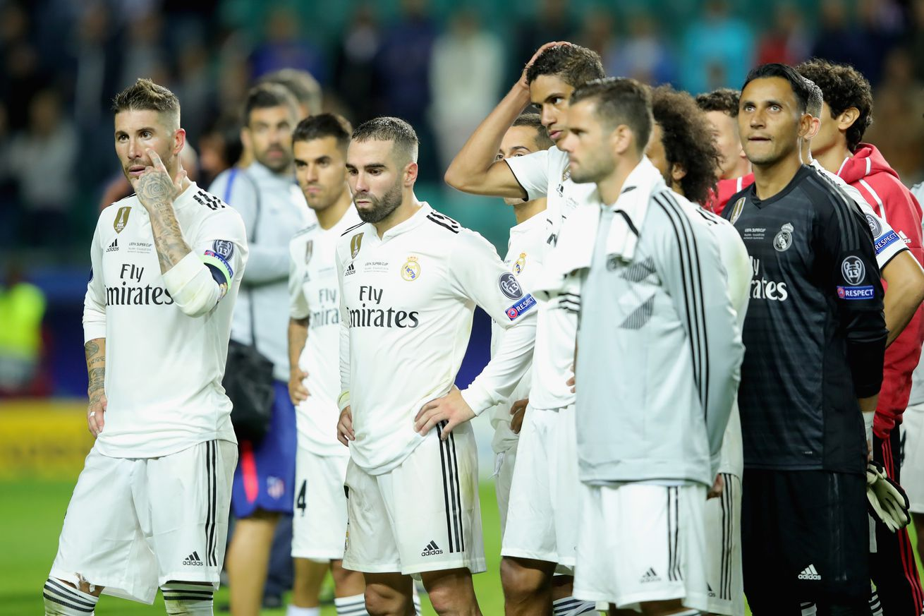 Managing Madrid Podcast: Michael Caley, A Discussion On Real Madrid?s Tactics
