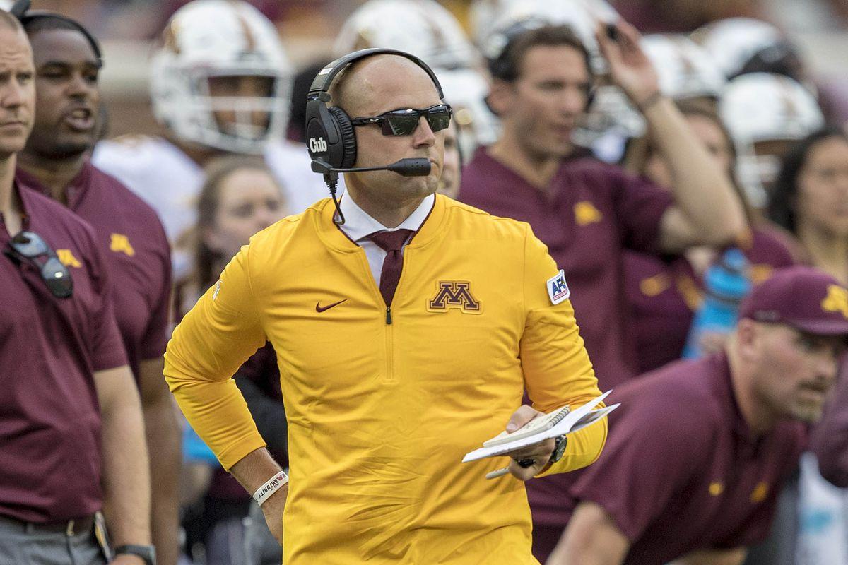 NCAA Football: New Mexico State at Minnesota