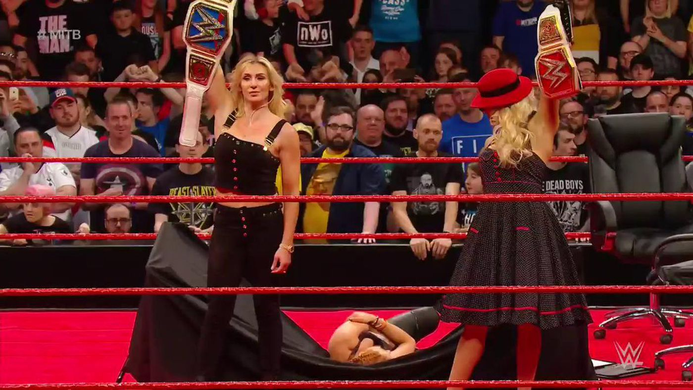 Lacey Evans, Charlotte Flair & Becky Lynch deliver best segment in feud