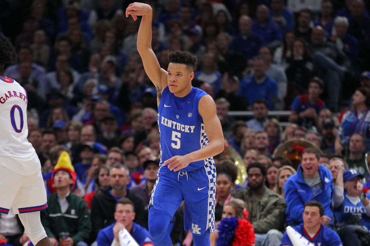 Image result for kevin knox kentucky