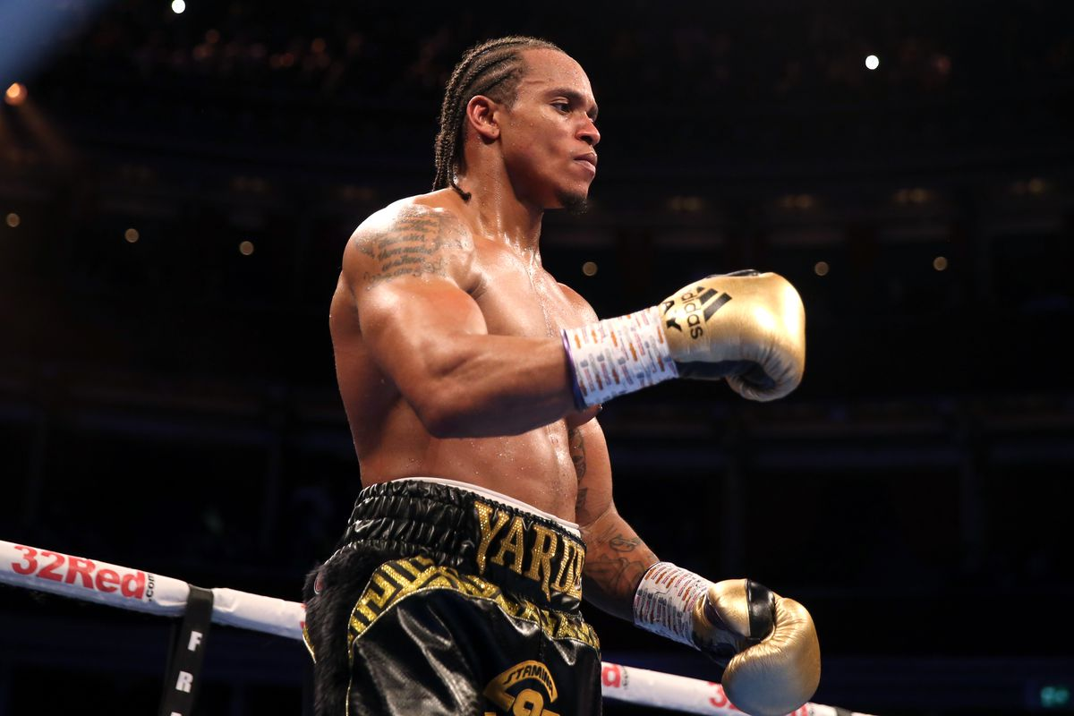 Royal Albert Hall Boxing