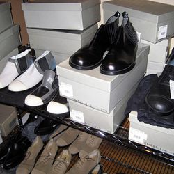 Men's shoes, $200 to $300