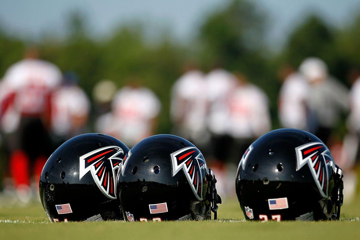 Atlanta Falcons Training Camp
