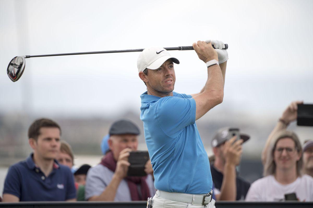 PGA: The Open Championship - Practice Round