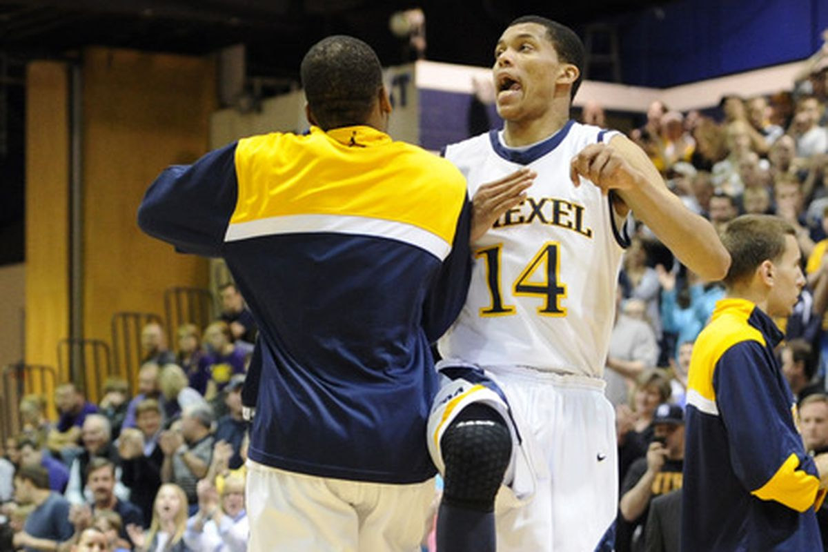 best authentic a78d7 c5e60 Mid-Major Top 20 Preview: Drexel Dragons - Mid-Major Madness