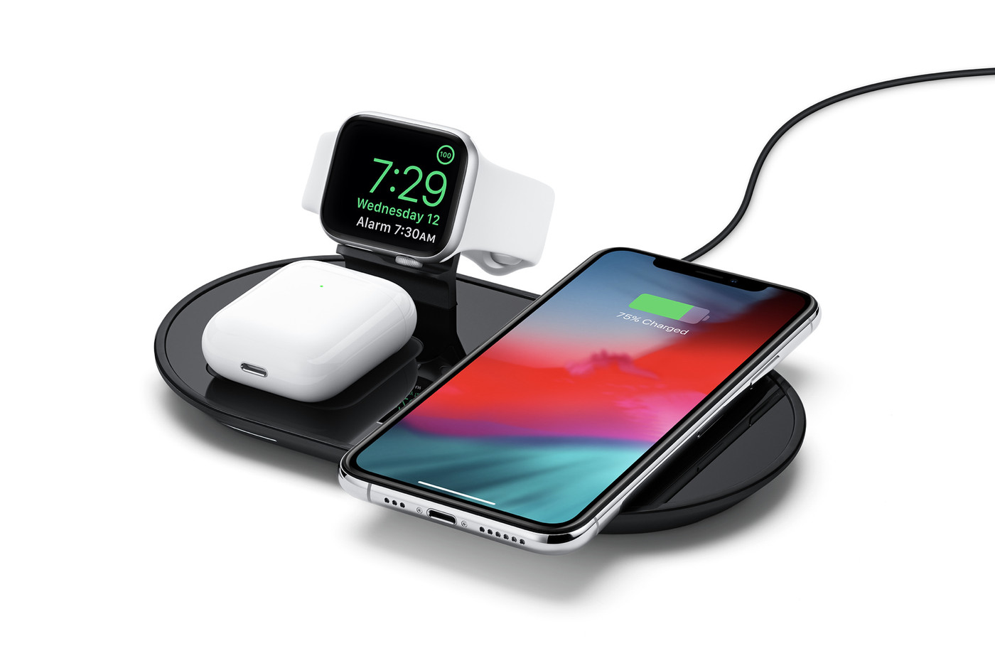 This Mophie Wireless Charger Is Probably The Closest Thing To Airpower That Apple Will Ever Sell The Verge