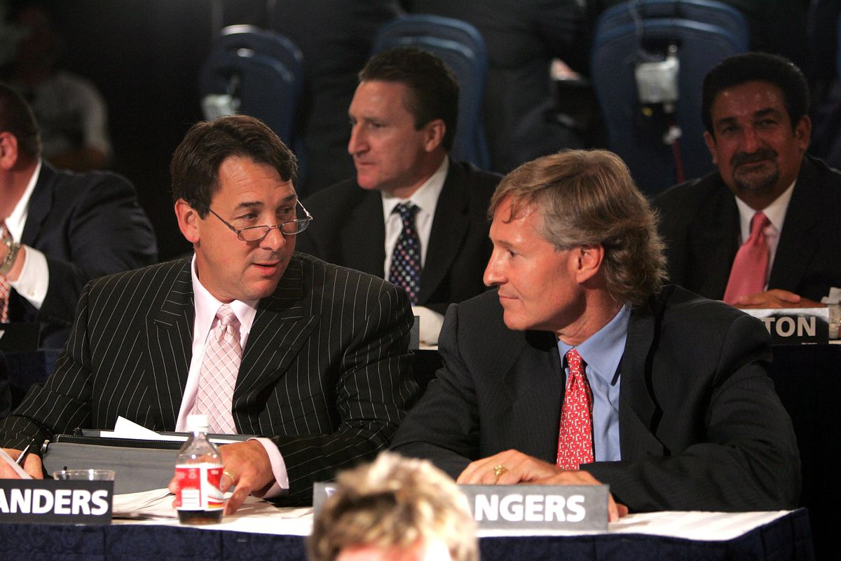 Is that Dreger back there? No, don't turn around!