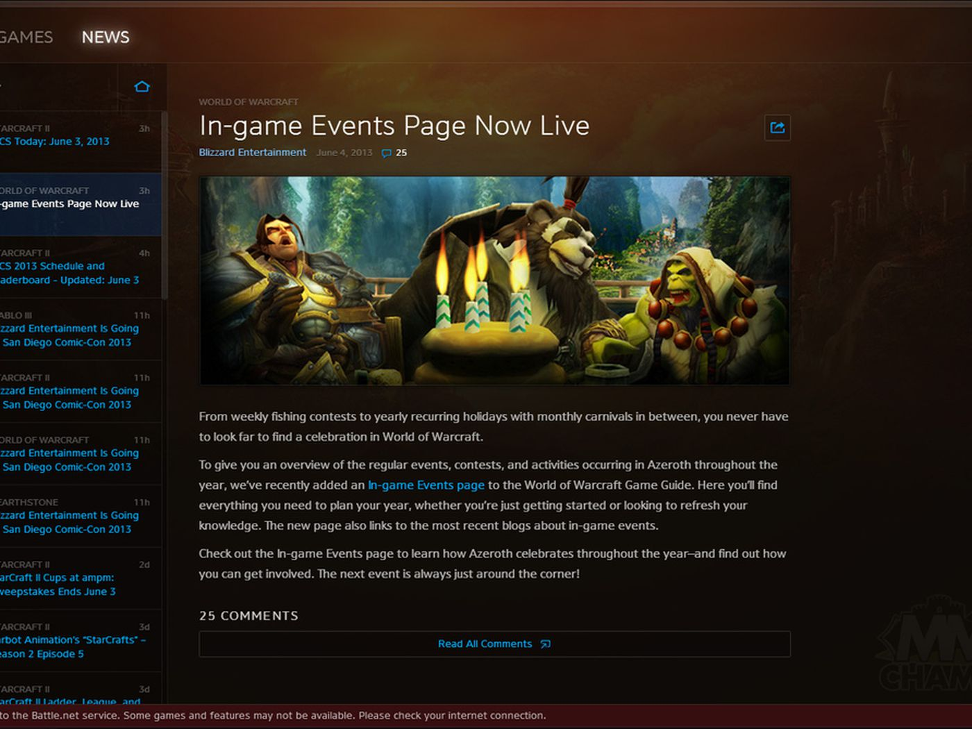 Battlenet Desktop App Incoming According To Blizzard Support Pages