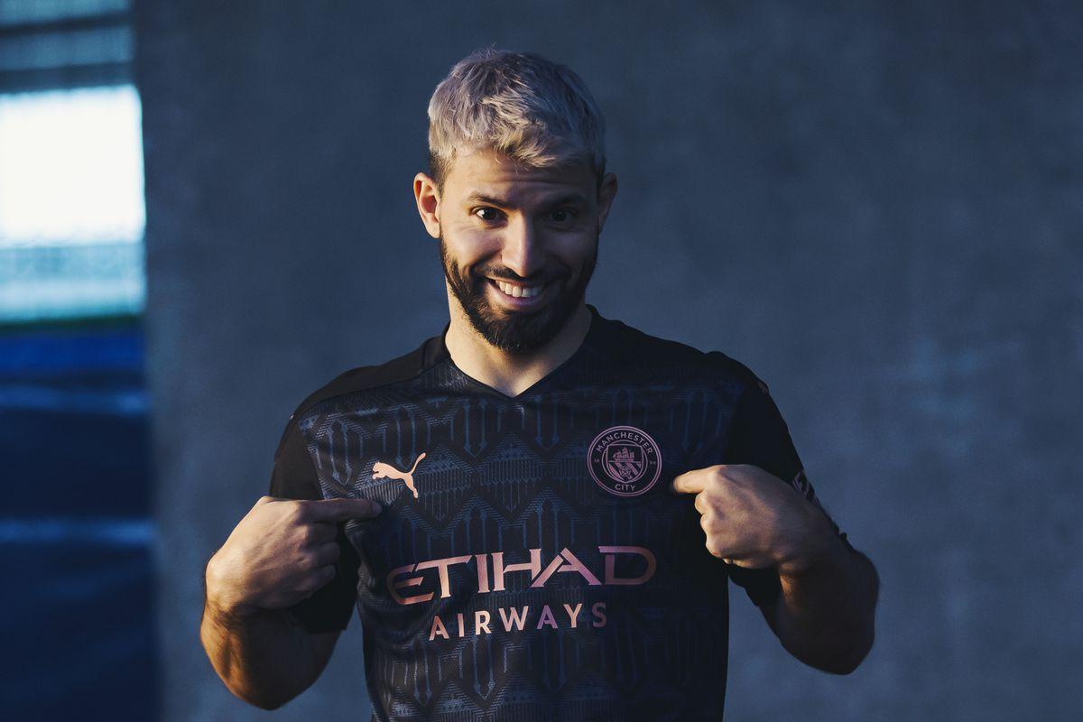 Manchester City Puma Kit Launch