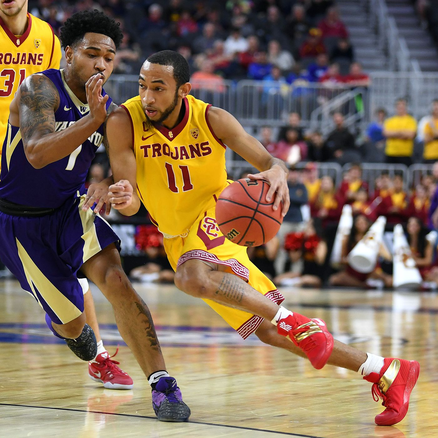 Miseria Repegar Sombra  USC Basketball season in review: Jordan McLaughlin - Conquest ...