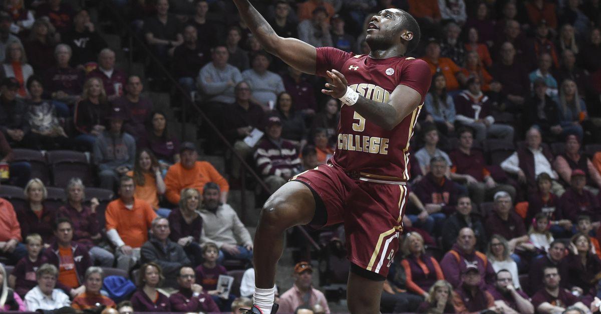 Men's Basketball Preview: Boston College @ University of Virginia