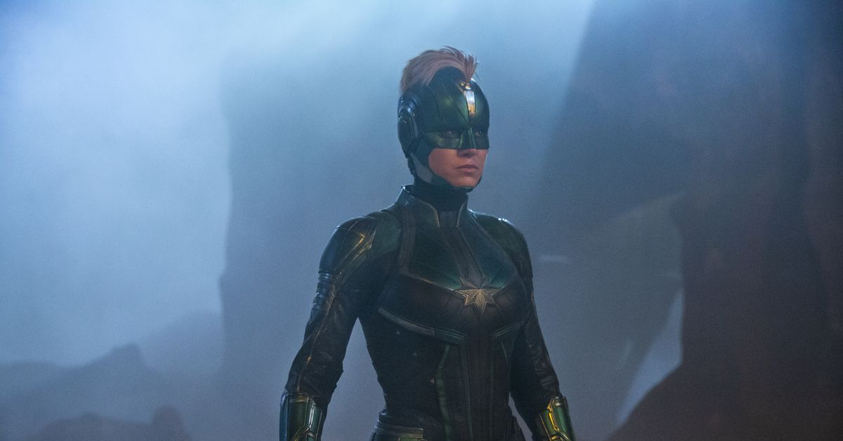 New Captain Marvel trailer digs into the movie's big mystery