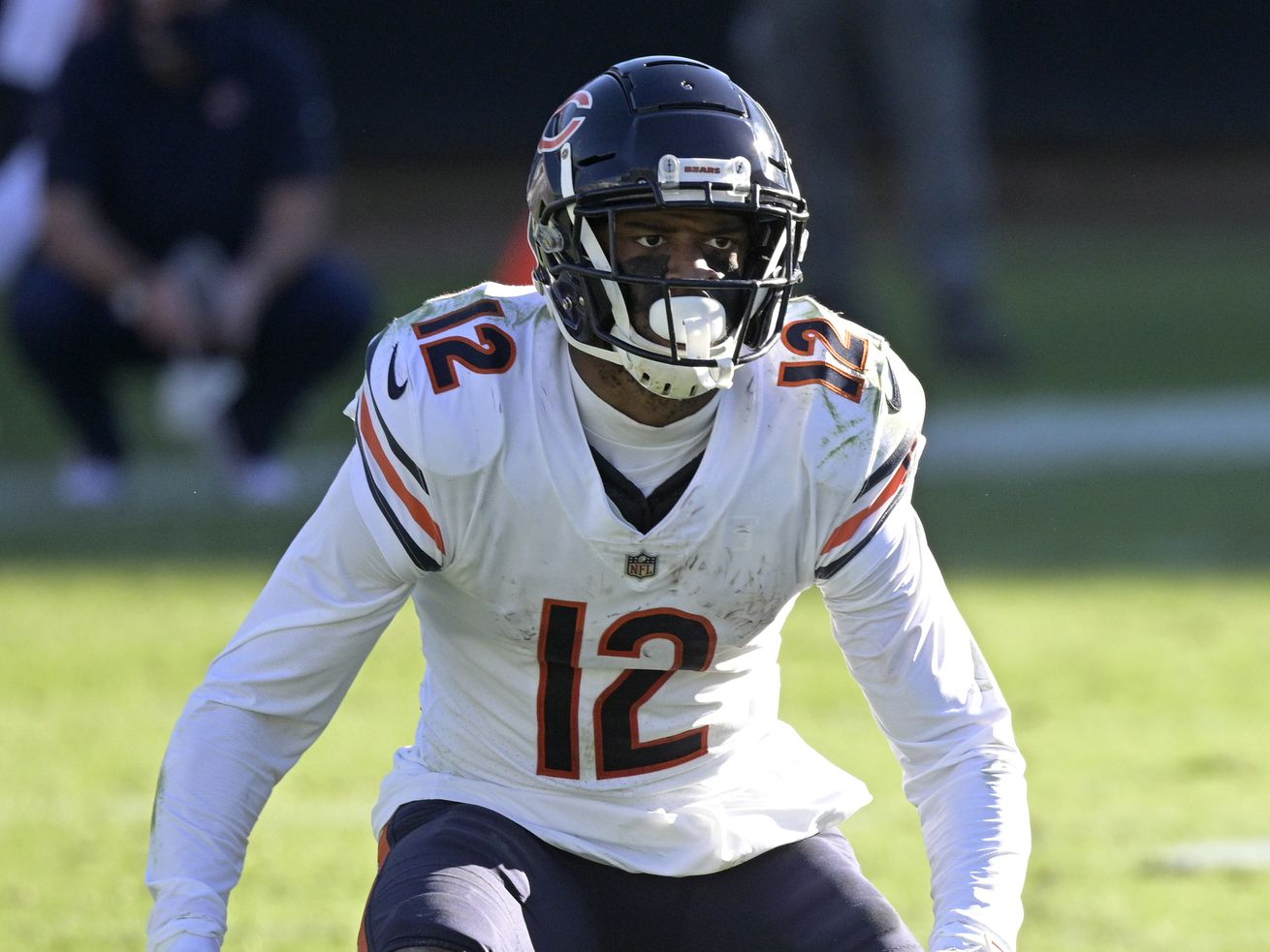Allen Robinson has 3,151 yards and 17 touchdown catches in three seasons with the Bears.